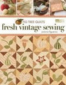 Fig Tree Quilts Fresh Vintage Sewing by Joanna Figueroa