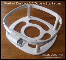 """16"""" Square Vented Design Laptop Hoop Frame"""