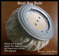 Bean Bag Base - Barnett's Laptop Hoops