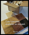 Sample color box