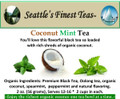 Coconut Mint Black Tea