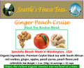 Ginger Peach Cruise Tea