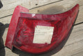 Chevy Traverse	 09-12	Passenger Side Taillight	 (00037)