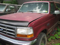 1993    FORD	BRONCO	01363