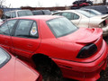 1995   	PONTIAC	GRAND AM	02124