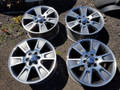 2014 Ford F-150 Set of Used Take off Wheels 20""