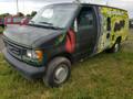 2003 Ford E250 Van 02616
