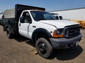 2000 Ford F450 Dump 02851