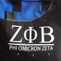 Zeta Deluxe Zippered Tote Bag