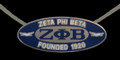 Zeta Founders Necklace