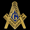Masonic Logo Lapel Pin