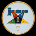 OES Past Matron Car Emblem