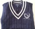Sigma Beta Sweater Vest: Adult Sizes (2X)