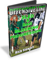 O-Line Blocking Progression DVD - Rick Stewart