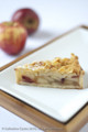 Opera Patisserie Apple Cranberry Crumble Rectangular Tart