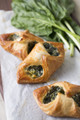 C'est Gourmet RTB Spinach & Cheese Croissant, 3oz