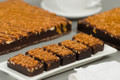 Opera Salted Caramel Brownie Bar