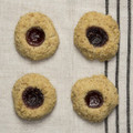 Con Amore Traditional Walnut Thumbprints
