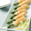 Asparagus Roll Up