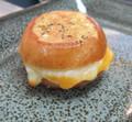 Grilled Cheese on Brioche