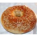Davidovich Sesame Seed Bagel, Par-Baked