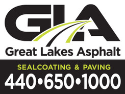 GLA Sign Master Car Magnet 30p qty4 round corners Solon OH