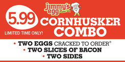 c2017-02 CC 8 x 4 Banner 2 sides 2 banners jimmys egg