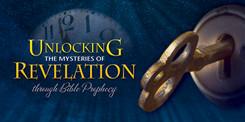 Unlocking Revelation Outdoor Banner