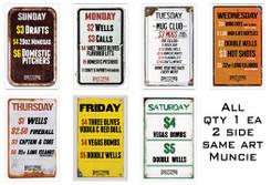 Sandwich Board Signs for Muncie, IN