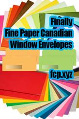 fine-paper-canadian-window-envelopes