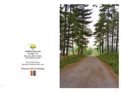 Greeting Cards with Custom Poems - Great Pines