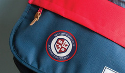 Full Color Printed Patches on Bags