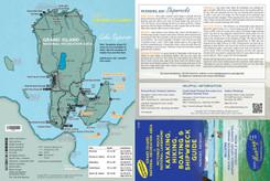 Waterproof Tear Resistant Map Outside - See Larger Image Below