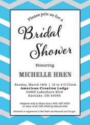 50 5x7 bridal invitations on 16pt with matte finish, one side