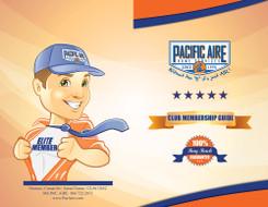 Pac Aire Membership Club Half-Fold Flyer