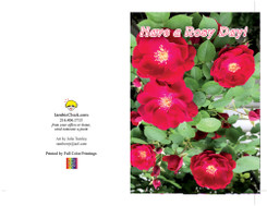 Greeting Cards on 100lb Gloss Cover