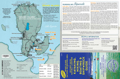 Waterproof Tear Resistant Maps - Munising MI 2018