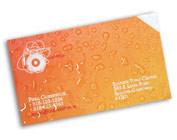 ULTRA waterproof tearproof cards