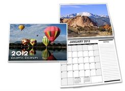 booklet calendar