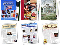 catalogs newsletters booklets