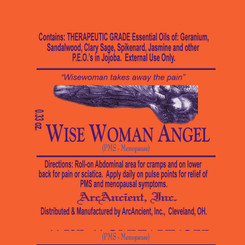 arc ancient wise woman labe