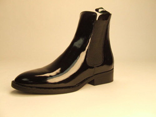 LADIES PATENT LEATHER BOOTS By SMOKY MOUNTAIN