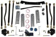 "JK 4.5"" Pro Series 3 Link Long Arm Lift Kit 07-11 Clayton Offroad"