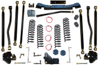 "JK 4.5"" Pro Series 3 Link Long Arm Lift Kit 12-16 Clayton Offroad"