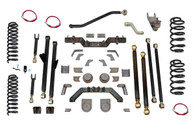 "TJ 4.0"" Long Arm Lift Kit W/Rear 7"" Stretch Clayton Offroad"