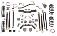 "TJ 5.5"" Pro Series 3 Link Long Arm Lift Kit W/Rear 7"" Stretch Clayton Offroad"