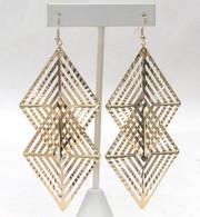 Diamond Dash Earrings