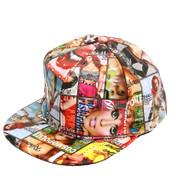 Magazine Snapback Cap