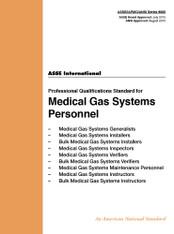 ASSE/IAPMO/ANSI Series 6000-2015