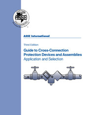 Guide to Cross-Connection Protection Devices and Assemblies – Third Edition (Download)